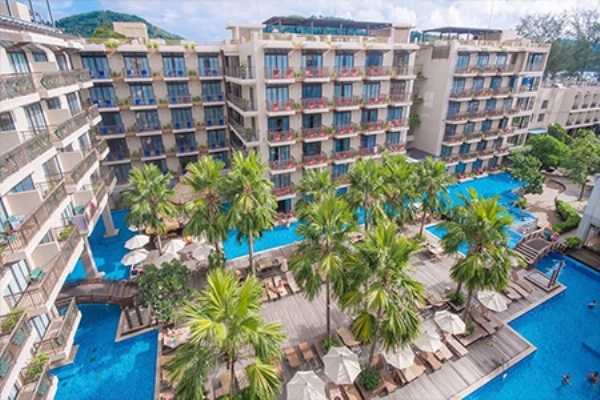 Free upgrade to Deluxe Pool View (Min stay 7 nights)