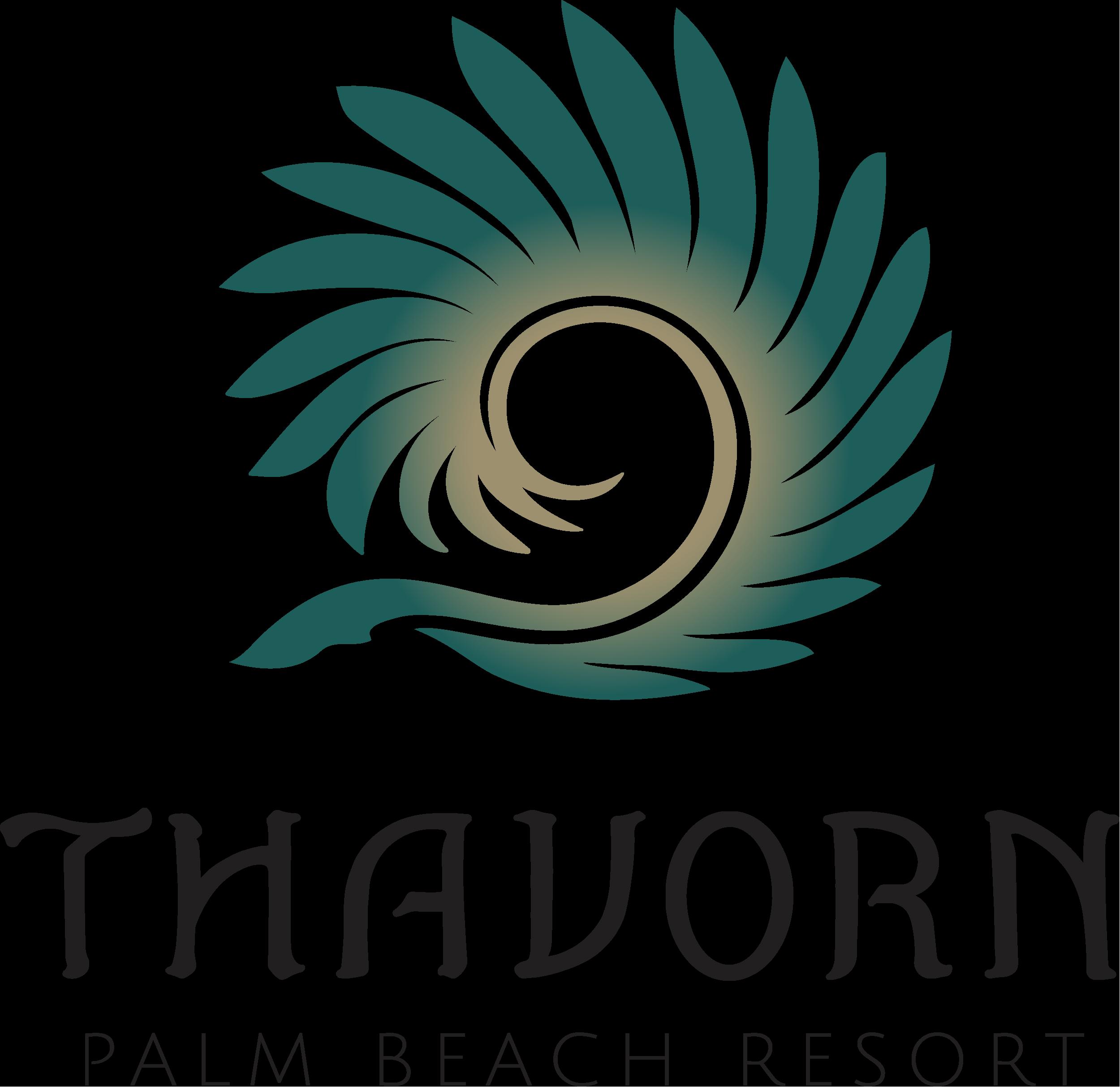 Thavorn Palm Beach Resort Logo