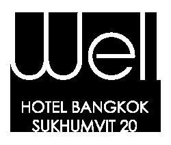 Well Hotel Bangkok Sukhumvit 20 Logo