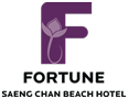 Fortune Saeng Chan Beach Hotel Rayong Logo