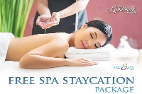 Free Spa Staycation Package