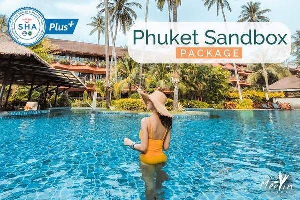 Phuket Sand Box (14 nights up)