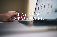 Pay Now Stay Later - Room Only