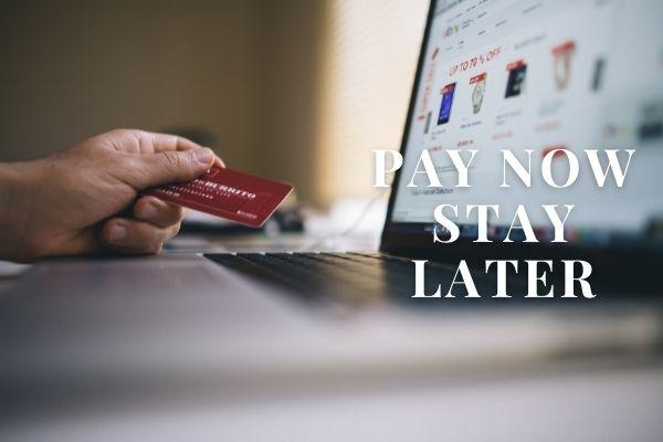 Pay Now, Stay Later - Room Only
