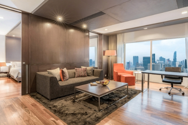 Pathumwan Princess (Monthly Rate) - Room Only