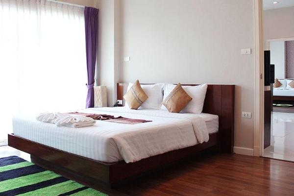 2 Bedroom Suite Room Only