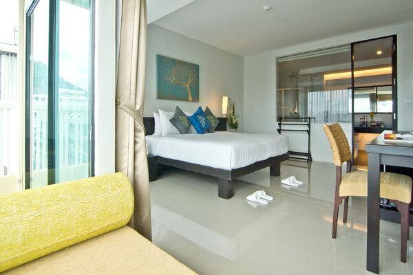 Suite (7th Floor) Room
