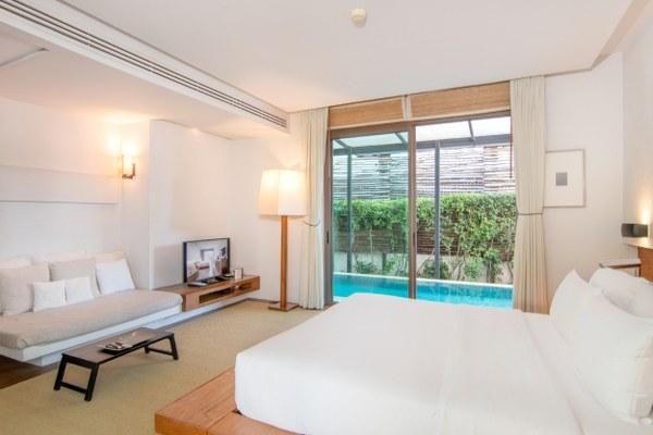 Oceanbed Pool Villa