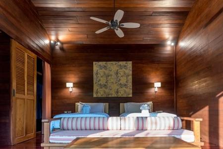 Lanai Deluxe Twin Room