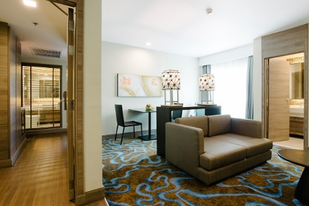 Citrus Suite ( Dining Credit+Free Massage+Free Mini Bar)