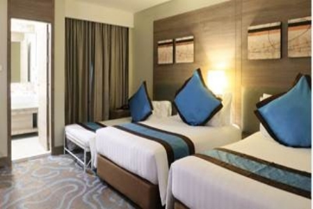 Comfy Triple Room (100 THB Dining Voucher/room/stay)
