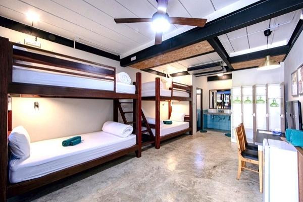 Standard Bunk Beds Room