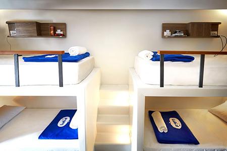 Private 4-Bed Ladies Dorm