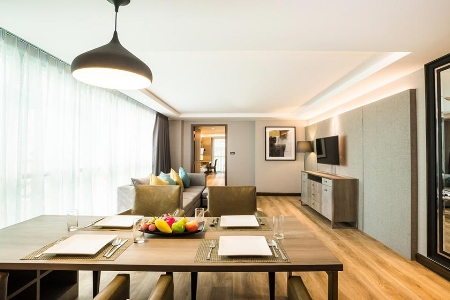 Grand Suite [Thai Set Dinner or In-room Thai Massage - Exclusive Official Site]