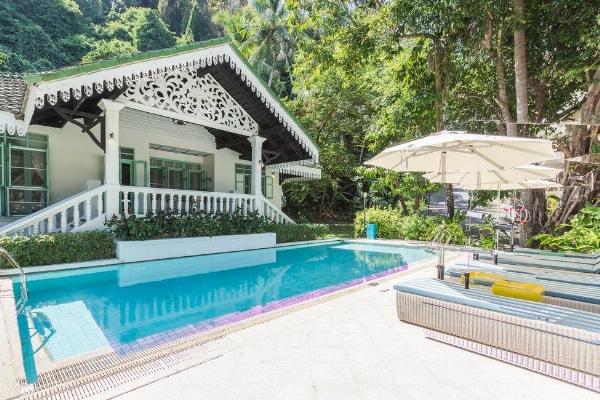 Panwa Lodge (With Private Pool)