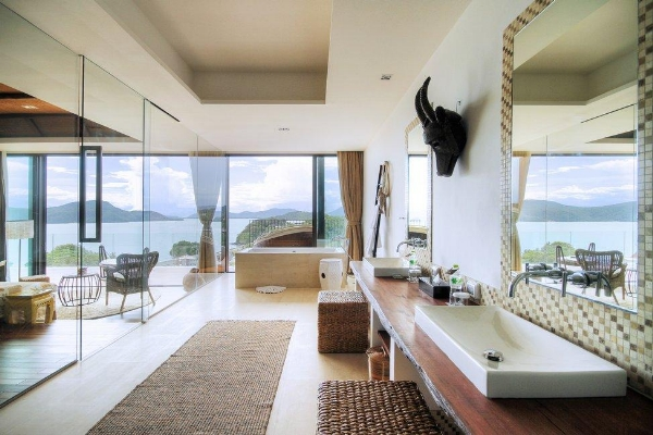 The Cape Absolute Suite (2-Bedroom Penthouse with Private Pool)