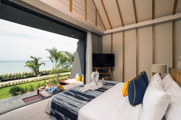 Paradise Beachfront Villa