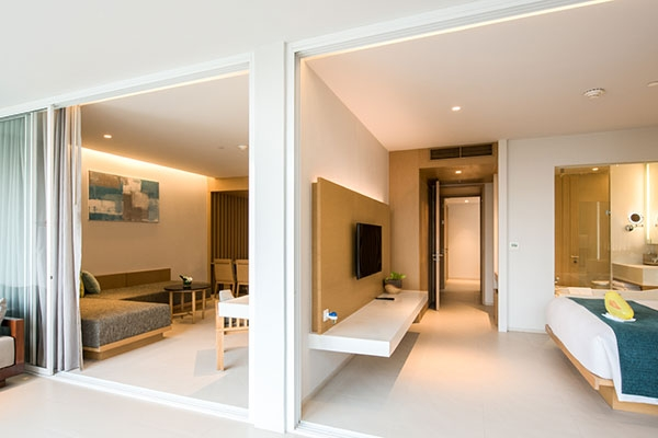 2 Bedroom   ACE Suite Premium View