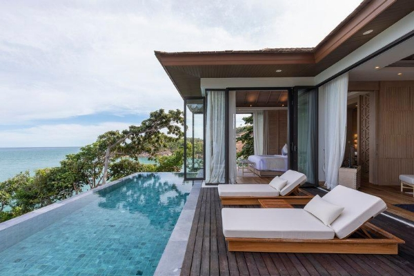 Ocean View Pool Villa