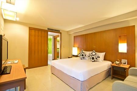 Family Suite 2 Bedrooms (Garden View)