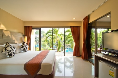 Family Suite 2 Bedrooms (Pool View)