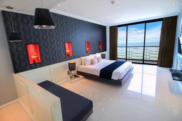 1-Bedroom Suite Seaview
