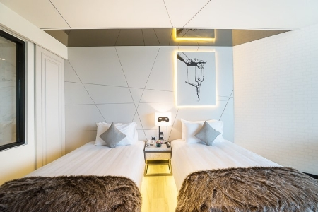 Mera Mare Deluxe Room with Twin Bed