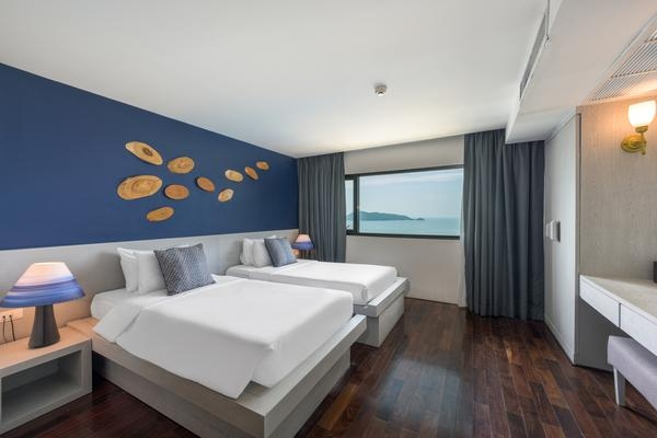 Grand Deluxe 2 Bedroom Family Suite