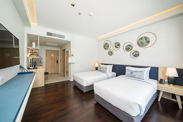 Deluxe Room with Twin Bed