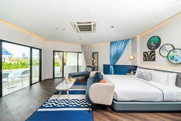 Two Bedroom Sunset Villa