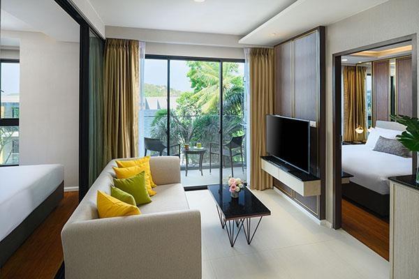 Grande 2 Bedroom Suite