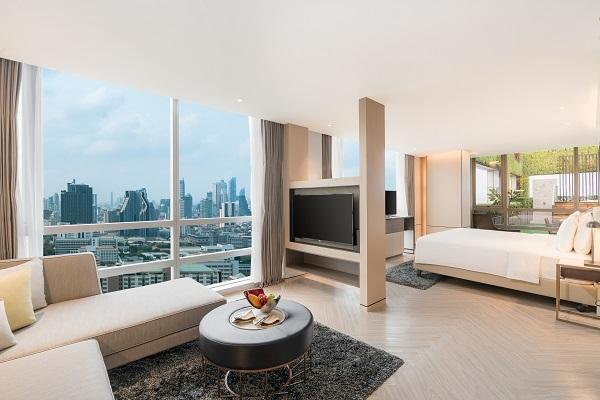 Horizon Terrace Suite