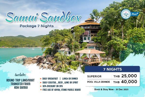 Samui Sandbox Package 7 Nights
