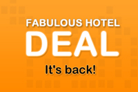 Welcome Back Superior Suite Room Only (55.6% discount)
