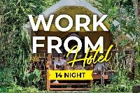 Work from hotel 14 nights (Breakfast)