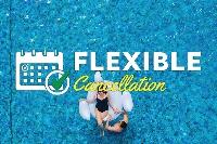 Flexible Cancellation (48% discount)