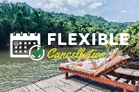 Flexible Cancellation (58% discount)