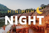 Minimum 3 nights (63% discount)
