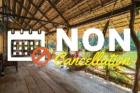 Non-cancellation (58% discount)