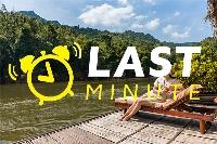 Last Minute (50% discount)