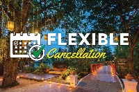 Flexible Cancellation (50% discount)