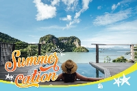 SUMMER.CATION (60% discount)