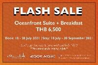 Oceanfront Suite Flash Sale (Breakfast)