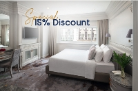 15% Discount - Room Only (15% discount)