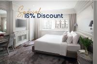 15% Discount - Room with Breakfast (15% discount)