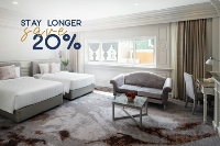 Stay 2 Nights - Save 20% - Room Only (20% discount)