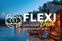 Flexi Deal (เลื่อนวันเข้าพักฟรีไม่จำกัด) (49% discount)