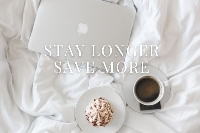 Stay Longer 4 nights (45% discount)