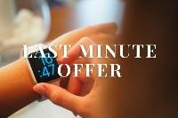 Last Minute Weekday (35% discount)