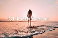 Getaway Deal 25% (25% discount)